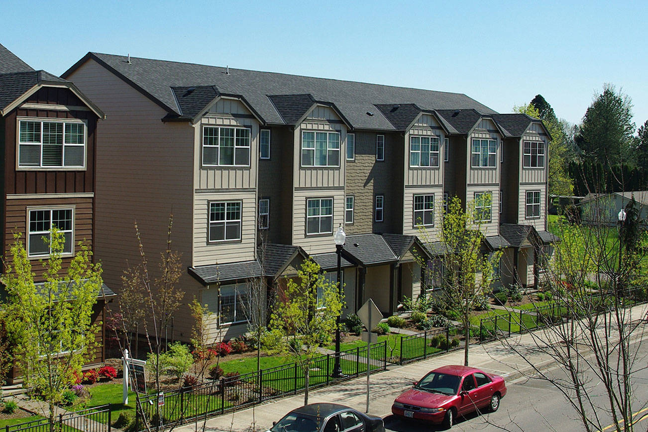 Council approves moratorium on town home applications